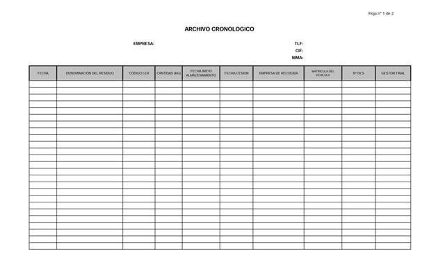 libro registro de facturas recibidas pdf